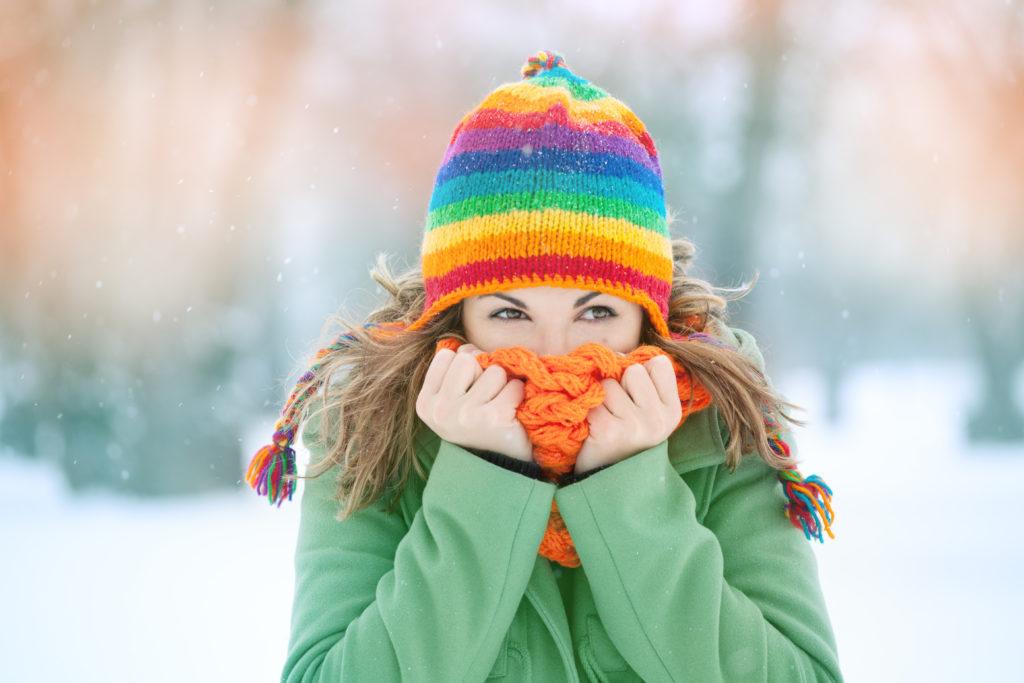 Bescherm je huid tegen de kou