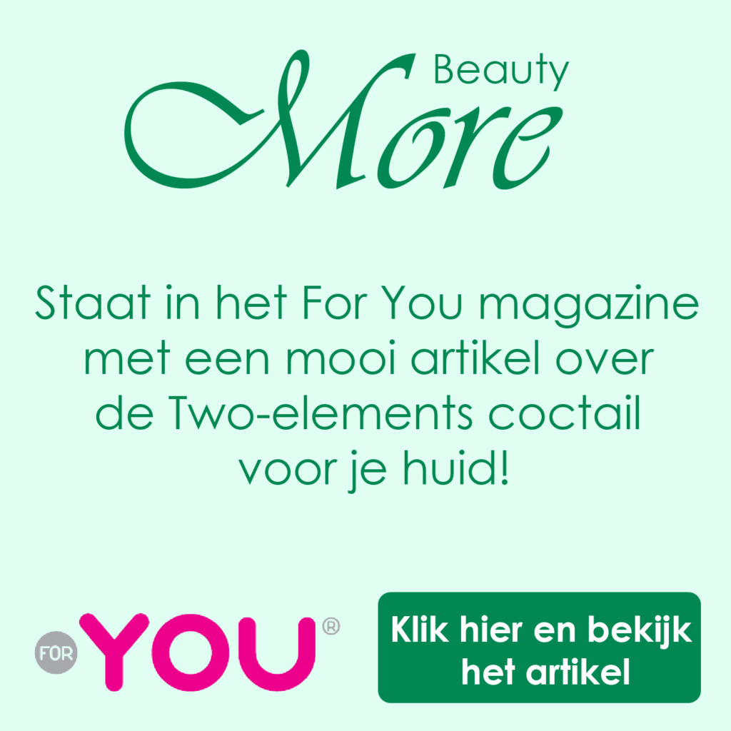 More Beauty in het For You Magazine