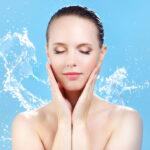 frisse gezichtsbehandeling