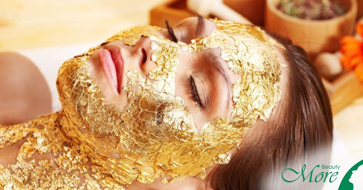 goudbehandeling huidverbetering