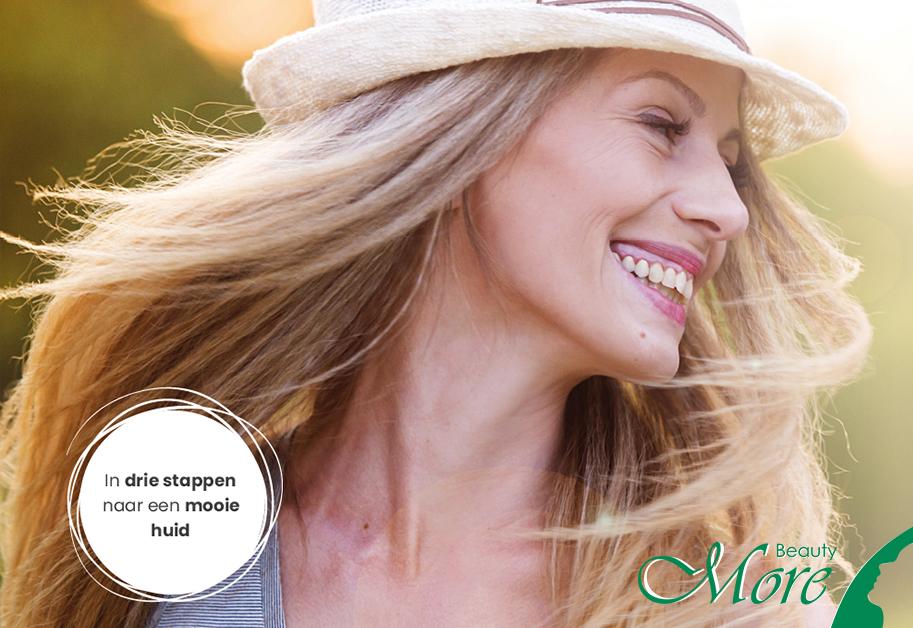 Stappenplan voor je huid